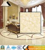 Azulejo de suelo de piedra esmaltado Polished rústico del buen precio de China para la sala de estar (SP6PT36T)