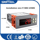 Stc-8000H do controlador de temperatura digital de peças de Refrigeração