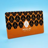 RFID MIFAREの標準的な1Kプラスチック印刷会員忠誠のカード
