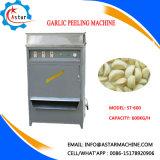 ail Peeler de l'acier inoxydable 500kg/H