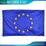 bandeira tecida girada 160GSM de Brasil Naitonal do poliéster (T-NF05F09059)