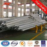33kv送電線のための電気電流を通された鋼鉄ポスト