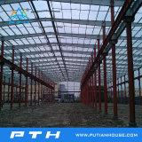 Grande Span celeiro de metal prefabricadas de baixo custo