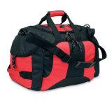 カスタマイズされたロゴの別の靴コンパートメントが付いているスポーツまたは旅行袋