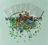 Diossido di titanio Guanules bianco Masterbatch di 10% per uso dell'iniezione