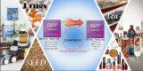 상표 보호 모양 기억 장치 중합체 공허 탬퍼 분명한 접착성 스티커