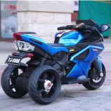 Les enfants de roue fonctionne sur batterie ride sur les motocycles