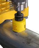 """Machine de découpe de l'orifice du tuyau portable pour tuyaux en acier 12"""" (JK150)"""