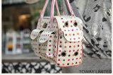 La mode des points de chien de plein air carrier portable sacs PET PET d'alimentation
