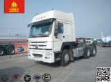 트랙터 트럭 6X4 대형 트럭 Sinotruck HOWO 트레일러 헤드 30-50ton 336/371HP
