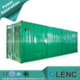 1000kVA Электрогенератор с звуконепроницаемым контейнером