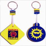 Floater di vendita caldo Keychain di EVA di promozione