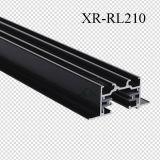 2개의 철사 궤도 Luminaire 시스템은 버전 (XR-RL210) 플랜지를 붙였다