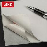 El rendimiento de alto costo Glassine Blanca impermeable forro de papel térmico etiquetas de envío