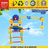 Blocos de construção de gruas de alta qualidade brinquedo Yiwu Educacional