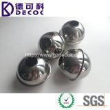 Interruttore 75*75*23mm del livello della sfera di galleggiante dell'acciaio inossidabile di figura rotonda