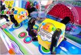 Grandi sezioni comandi del gioco di svago dei bambini, giochi di fucilazione del gioco della fucilazione del gioco video, serie dei giochi del Genitore-Bambino