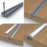 Profil en aluminium led pour LED de lumière linéaire