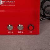 POS에 의하여 주문을 받아서 만들어지는 로고 표시 Bluetooth 이어폰 아크릴 발광 다이오드 표시 상자