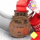 Custom Soccor бейсбола сувенирный честь металлические медали при работающем двигателе