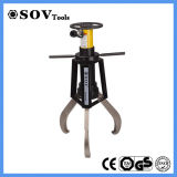 Extractor de cojinetes hidráulicos de potencia de la mano con la bomba manual