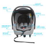 휴대용 아기 또는 유아 차 안전 승압기 시트