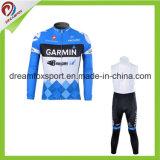 Vestiti di riciclaggio di compressione degli uomini su ordinazione di riciclaggio sublimati di usura