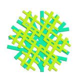 柔らかいPVCコースター/第2柔らかいプラスチックコースター/コップのマットをカスタマイズしなさい