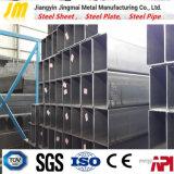 Углерод поставщика Китая гальванизирует сталь, сваренную квадратную трубу