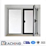 Alluminio d'angolo di vetro Windows dei rimontaggi di vetro di finestra di nuovo disegno