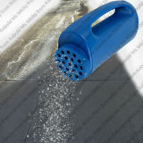 (WSP-09) Sal de nuevo el hielo se derriten, fertilizantes, semillas a mano el esparcidor
