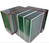 воздушный фильтр алюминия фильтра 350t теплостойкmNs HEPA