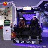 熱い販売の狂気の卵9dのバーチャルリアリティの映画館のバーチャルリアリティ装置のゲームの椅子Vr