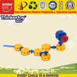 2016 brinquedos educacionais personalizados do edifício das crianças mini DIY para miúdos