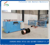 Fio de cobre de alta velocidade/aço revestido de cobre/cobre folheada Al encalhe quando a máquina