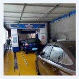 ロールオーバーの5つのブラシおよびドライヤーとのフルオートのカーウォッシュ機械価格