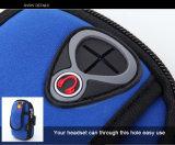 SE 5s 6 6s 7/7 esportes do iPhone 5 positivos da ginástica que funcionam a cinta de pulso da correia do malote da faixa de braço do saco da tampa da caixa do telefone da fita