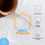 中国製ある防水反細菌の居心地のよいマットレスの保護装置