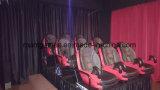 Amazing 5D Cine Dof 6 de la plataforma de movimiento hidráulico de fábrica con 6 sillas 9 12