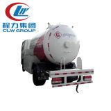 Dongfeng 8X4 35cbm LPG 유조 트럭