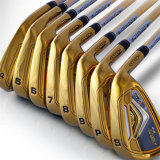 Macchina di rivestimento capa dell'oro PVD della Rosa dell'oro di golf
