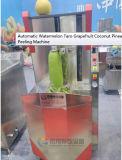Peladora de la piña del acero inoxidable Fxp-66, máquina de Peeler del coco, piel de la fruta del melón que quita la máquina