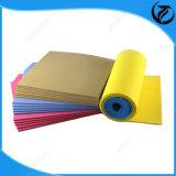 Buntes EVA-Schaumgummi-Blatt für Verpackungs-und Einlegesohlen-Schaumgummi