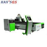 1000W CNC de Scherpe Machine van de Laser van de Vezel van het open-Type voor 18mm Staalplaten