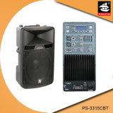 15 Spreker pS-3315cbt van Bluetooth van de FM van de duim de PRO180W USB BR Plastic Actieve