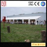 一流のイベントのための平屋根のテント、販売のための白いLaxury党テント