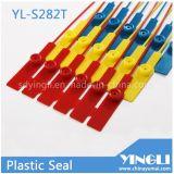 Пластиковый уплотнитель безопасности с металлического листа блокировки (YL-S282T)