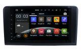 Radio llena del GPS del coche del tacto 9inch para el Benz Ml350 450 Gl320 350 de Mercedes