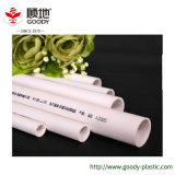 Résistance aux flammes et Seld-Extinguishing PVC-U Cablec conduit en plastique du tube de câblage