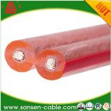 10 12 14 16 AWG OFC медь ОАС красный черный гибкие Professional провод кабеля динамика
